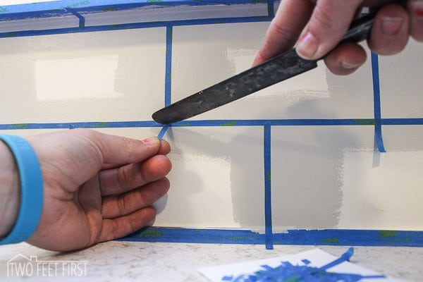 diy subway tile backsplash-13