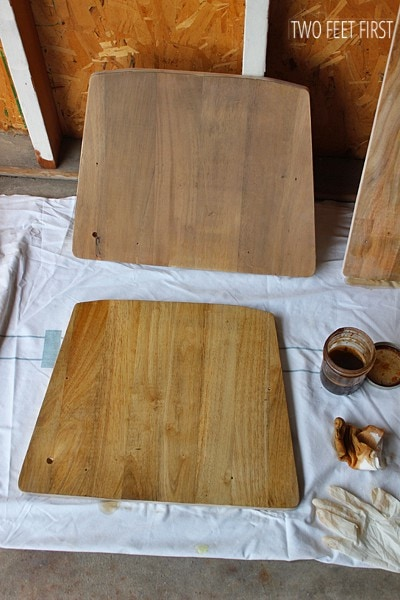 adding-homemade-wood-stain