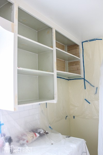 add planking to cabinet