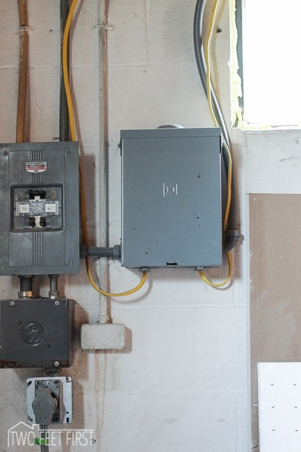 Adding An Electrical Breaker on