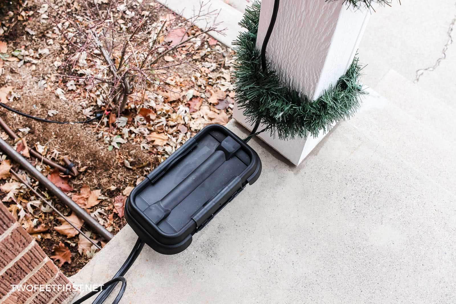 waterproof cord box