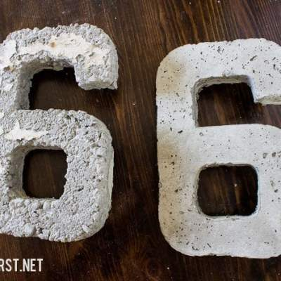 How NOT to create concrete forms, numbers, and shapes