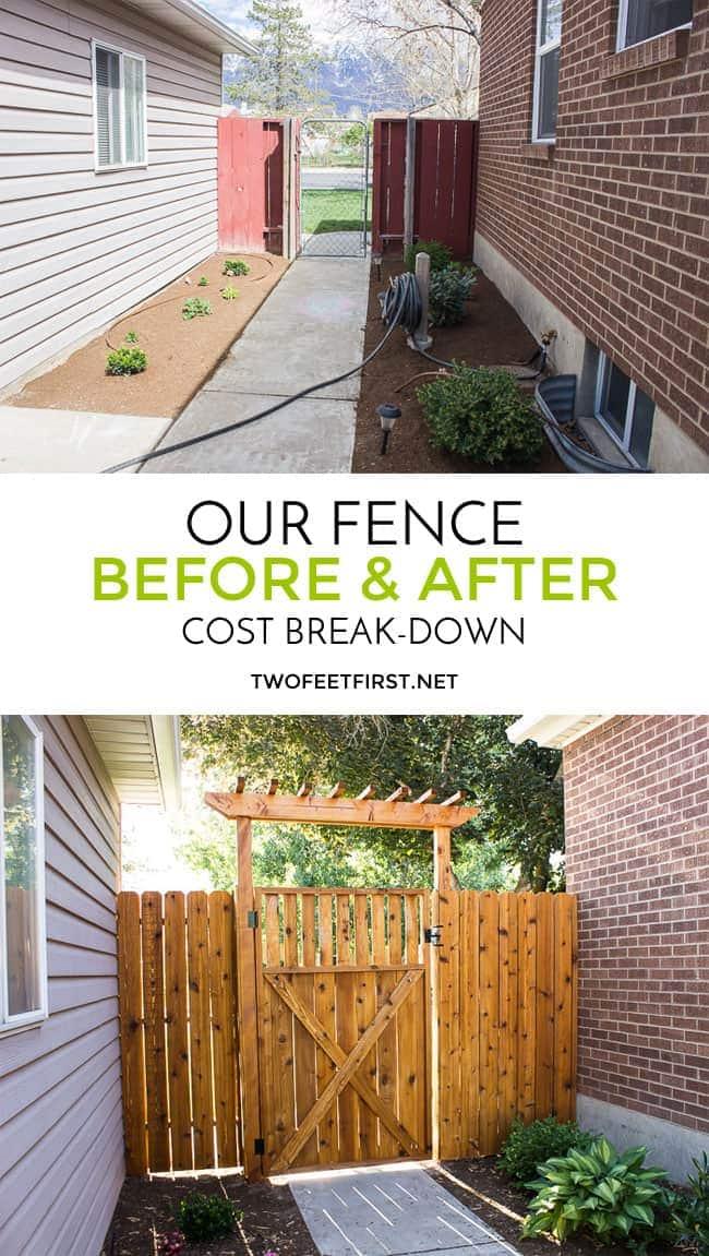 Fence-cost-break-down
