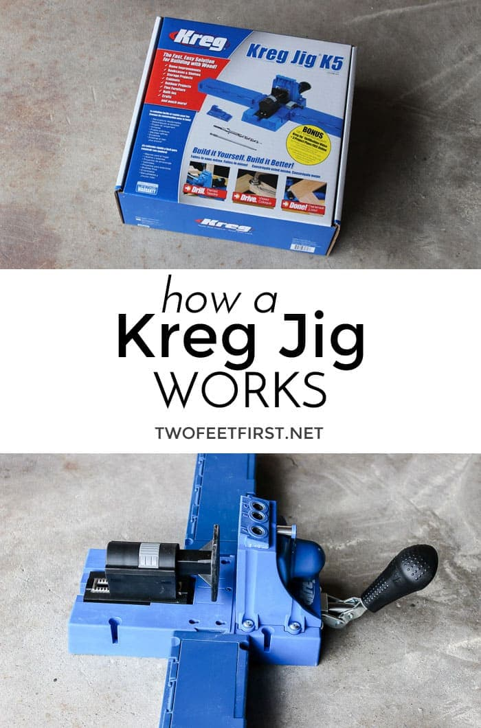 How a Kreg Jig works and why you need one!