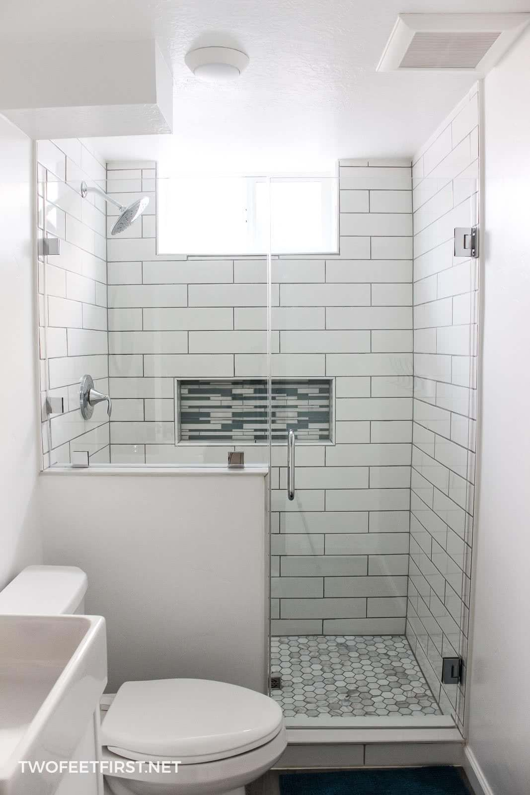 My Experience Tiling A Shower For The First Time