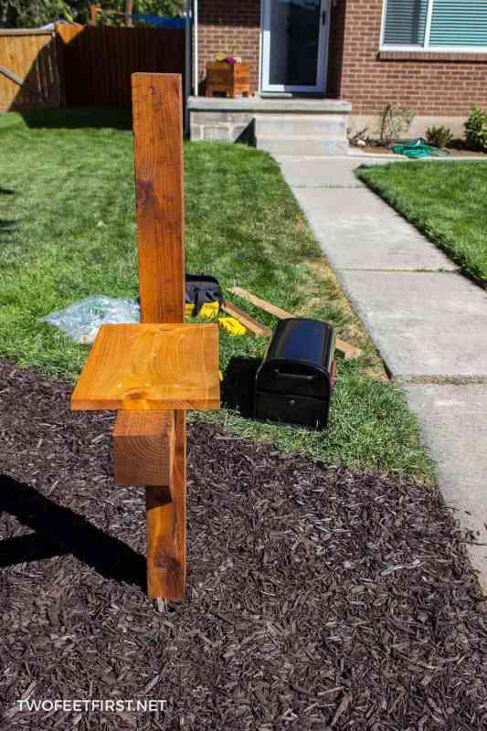install mailbox