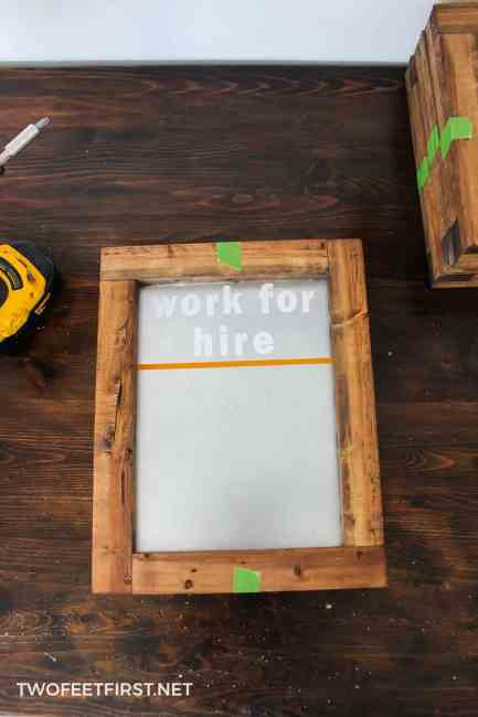 diy work for hire magnet chore chart