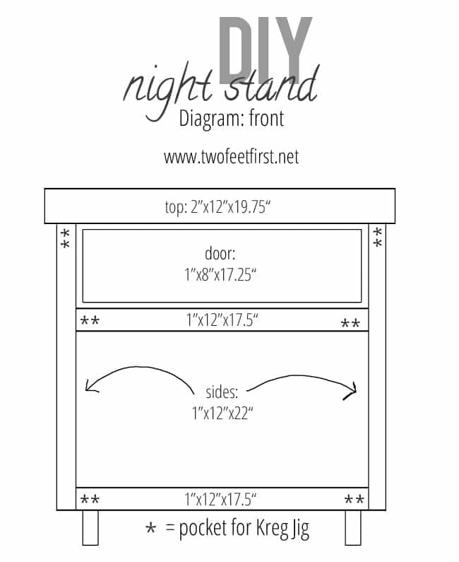 Build a Night Stand