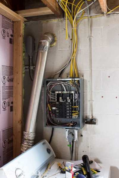 How to connect old electrial wires to new in a house
