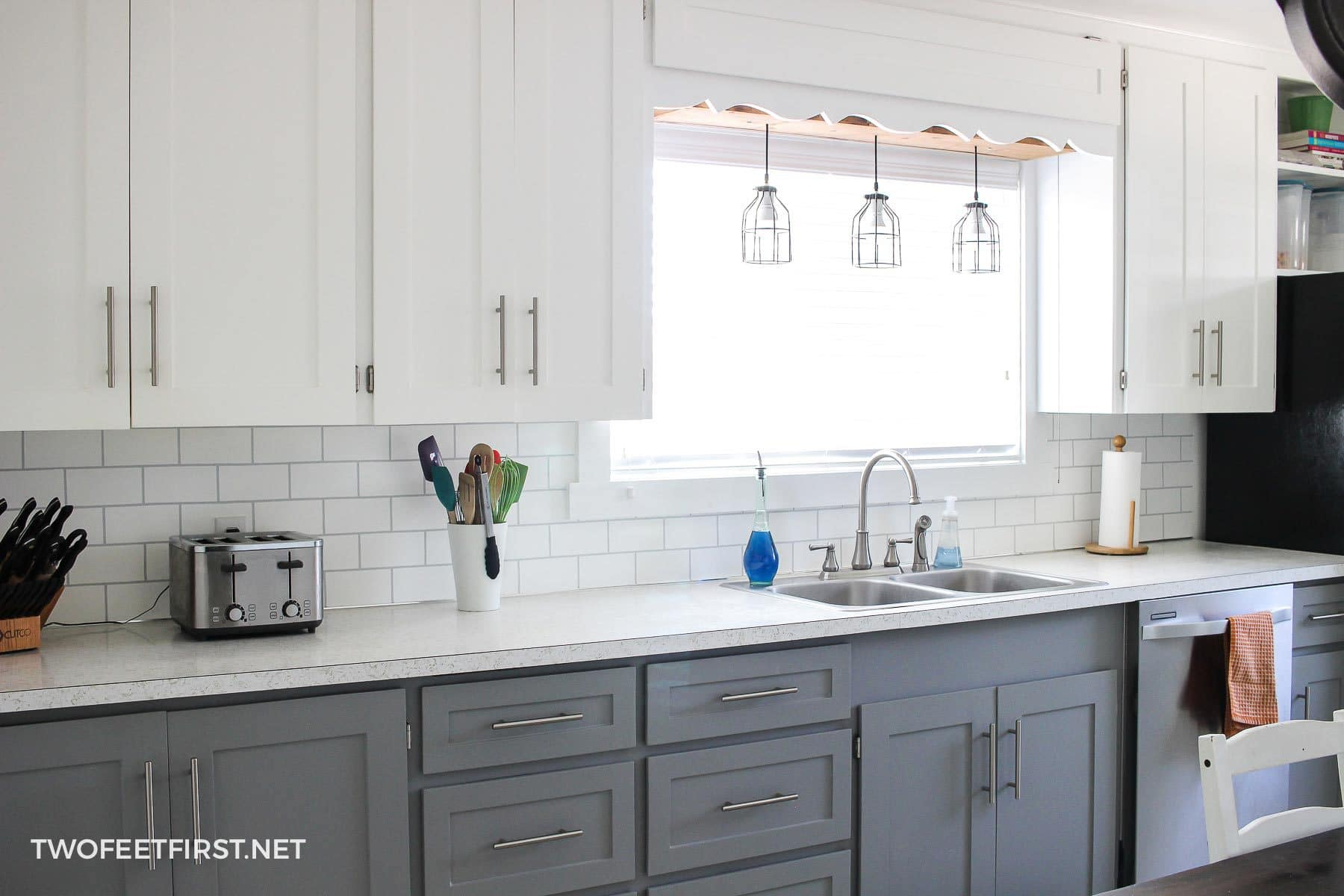 can we paint kitchen cabinets how s that project holding up updated kitchen cabinets 8050