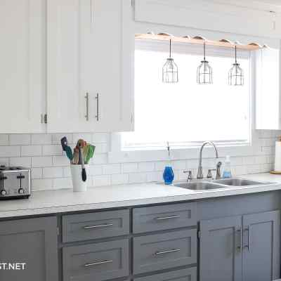 How's That Project Holding Up – Updated Kitchen Cabinets