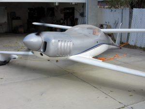 homebuilt airplane