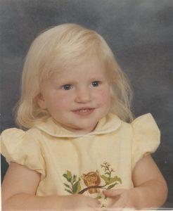 Sarah 1997