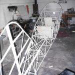 fuselage skeleton