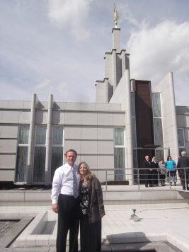 Hague Netherlands LDS Temple
