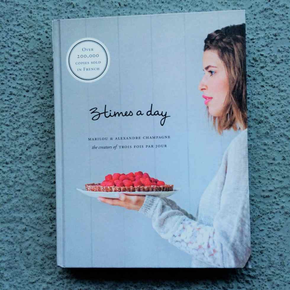 3 TIMES A DAY – COOKBOOK REVIEW