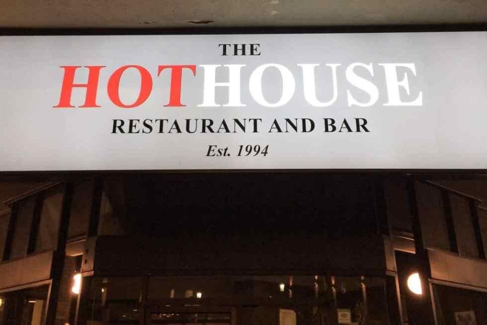 Hot House Restaurant and Bar