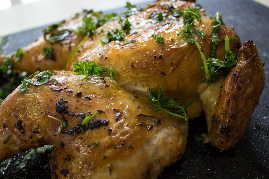 Cedar Planked Chicken