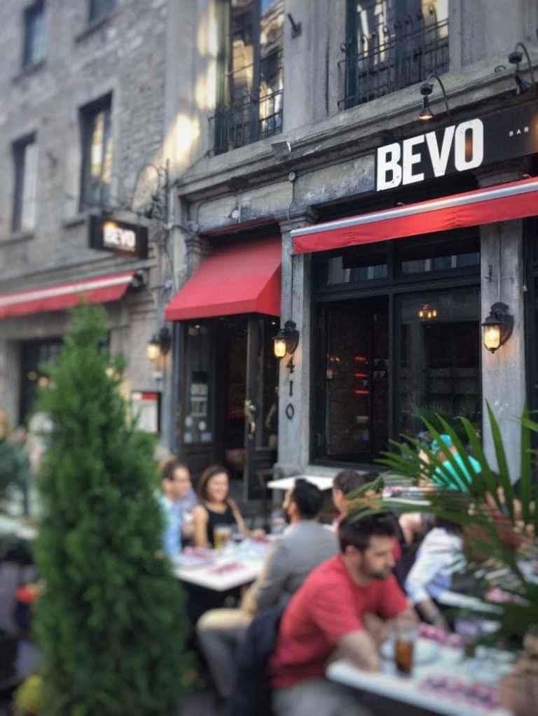 Bevo Bar + Pizzeria Restaurant Review – Old Montreal, Quebec