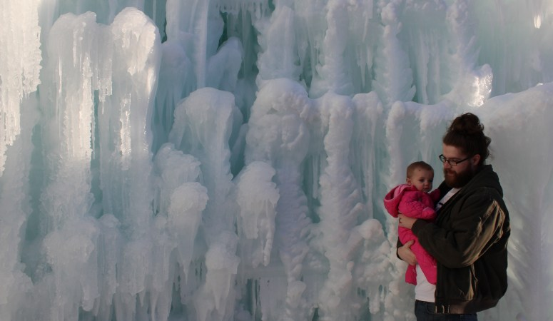 Midway Ice Castle Review
