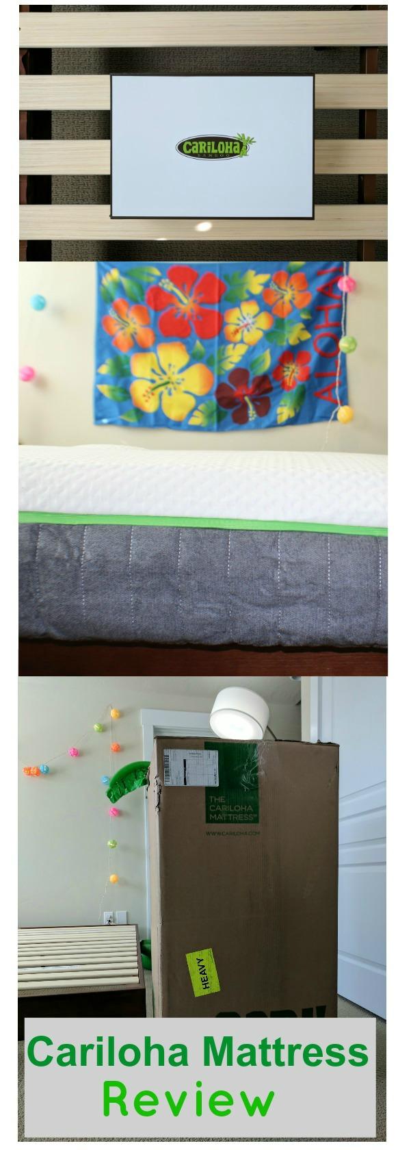 cariloha mattress review