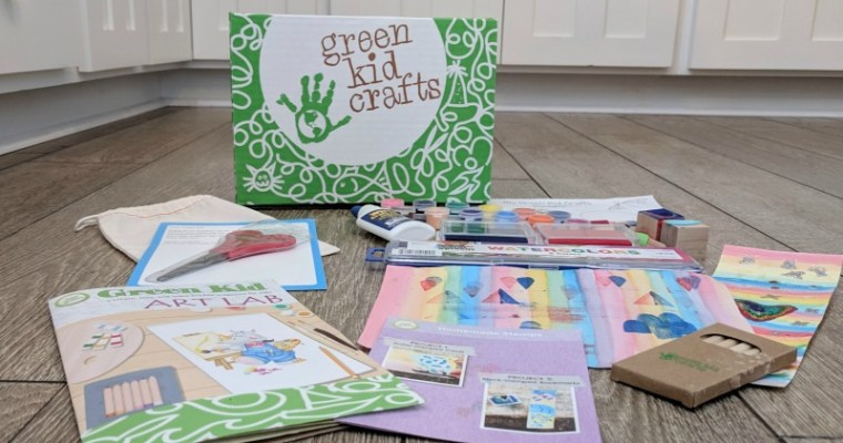 The Arts and Science Subscription Box Your Kids Will Love