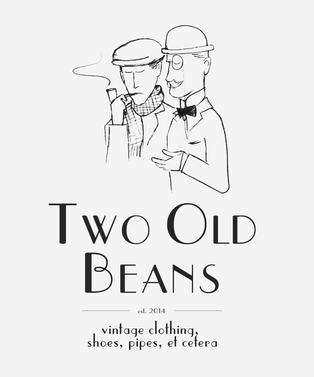 Two Old Beans Online Vintage Clothing Store + Blog | a curated shop for the adventurous at heart