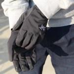 ARC'TERYX (アークテリクス) Venta Glove (ベンタグローブ) Black