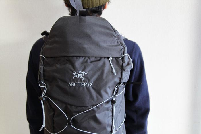 ARC'TERYX (アークテリクス) Cierzo (シエルゾ) 28L Backpack Janus