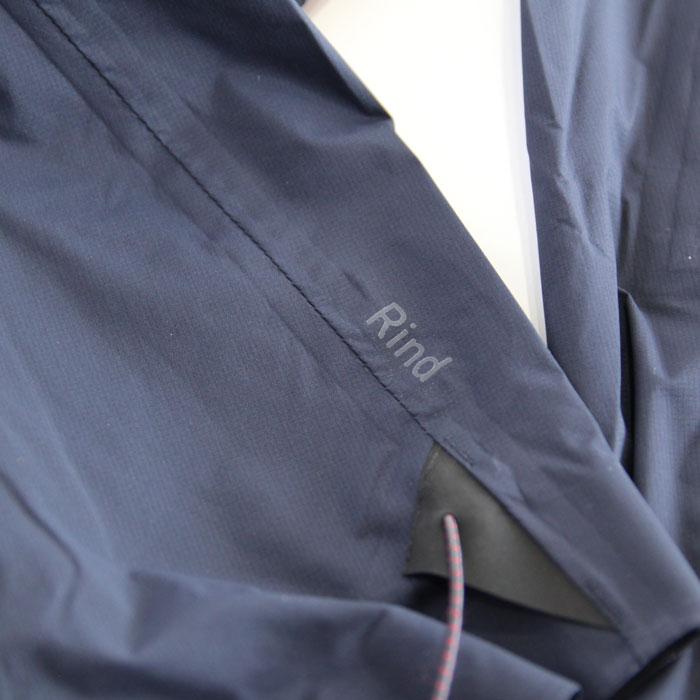 Rind Jacket (リンド ジャケット) Storm Blue - KLATTERMUSEN (クレッタルムーセン)