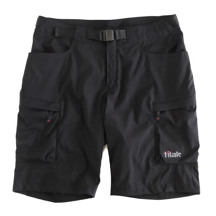 Crux LT Shorts 2.0 (クラックス LT Shorts) Black - tilak (ティラック)