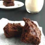 Best Ever Healthier Chocolate Brownies