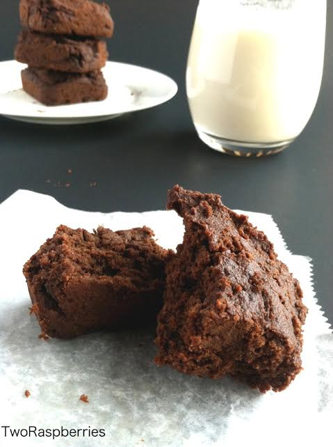 Best Ever Healthier Chocolate Brownies