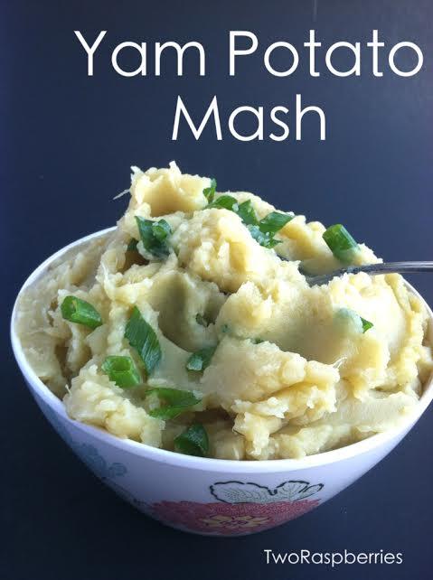 Yam Potato Mash