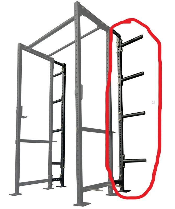 power racks for low ceilings