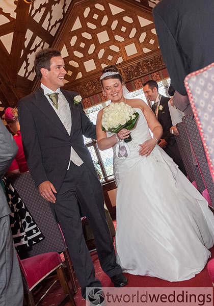 Guests Can Purchase Vouchers Towards Your Wedding Packages
