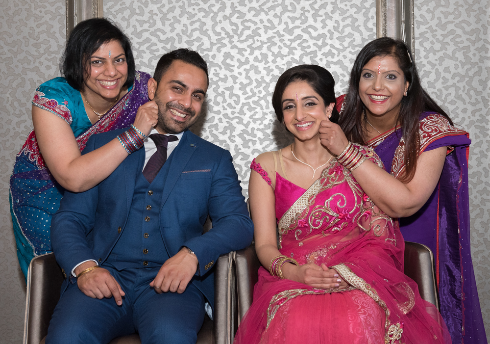 Asian Wedding photographers near Birmingham