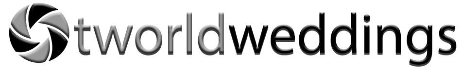TWorld Weddings logo