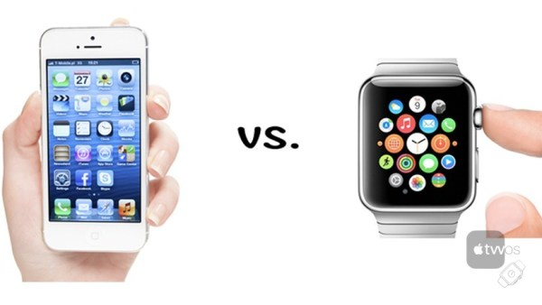 Apple Watch mejor que el iPhone