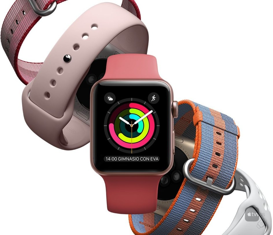 nuevas correas para Apple Watch