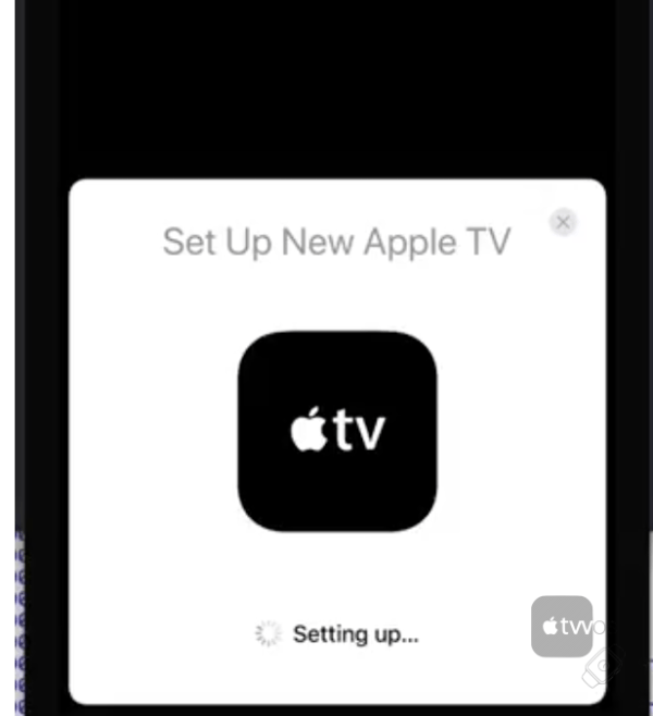 Configurar Apple TV en iOS 11