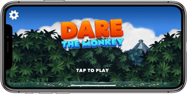 Dare the Monkey en iOS