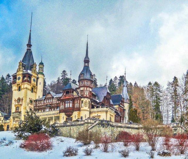 Sinaia Romania Christmas Europe Breaks