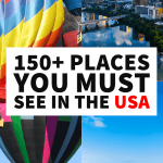 Epic Usa Bucket List 150 Things To Do In Every State