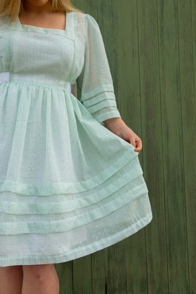 Tamzin Dress - By Hand London - Two Sewing Sisters