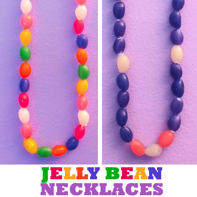 Jelly Cakes Beans Easter