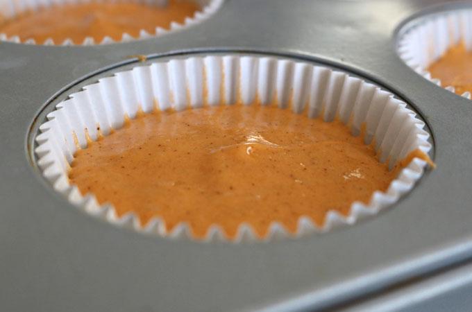 Pumpkin Pie Cupcakes Two Sisters