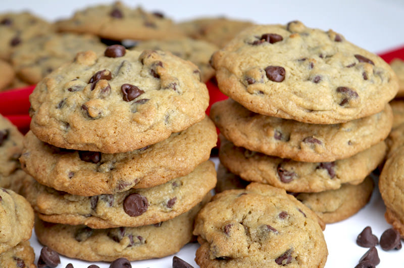 The Best Ever Chocolate Chip Cookies Two Sisters