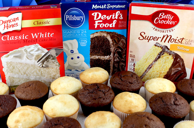 How To Doctor A Boxed Cake Mix Two Sisters