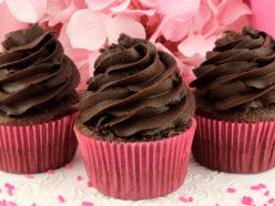 The Best Dark Chocolate Buttercream Frosting